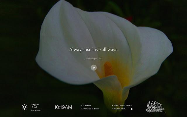 Loving Each Day