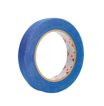 Textiltejp matt 19mmx50m blå