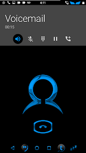 Blu XS CM12-13 Theme screenshot 1