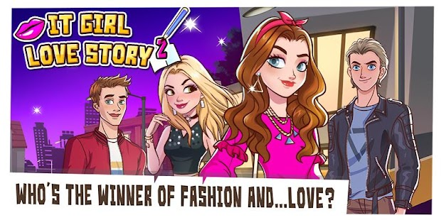 It Girl Secret Crush 2 - Choose Your Boyfriend- screenshot thumbnail