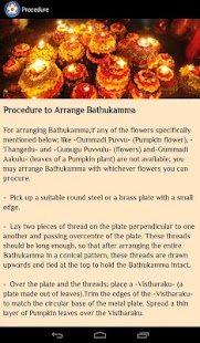 Bathukamma- screenshot thumbnail
