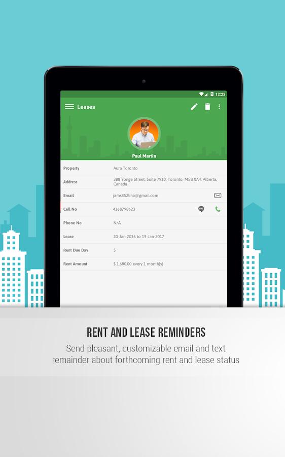 Google Play Rental Properties App