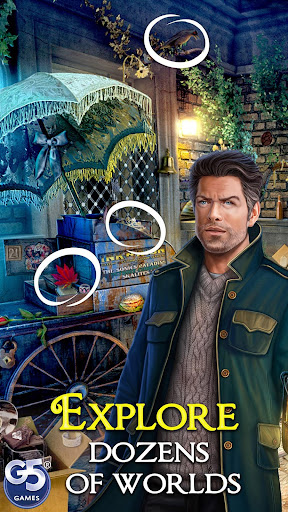 Hidden City: Hidden Object Adventure screenshot 2