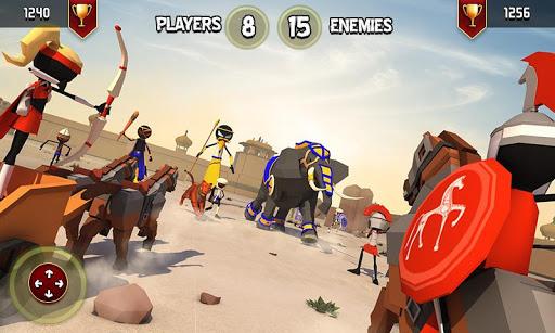 Persian Rise Up Battle Sim 1.0 screenshots 2