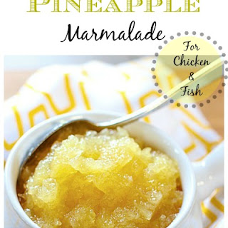 Pineapple Marmalade.