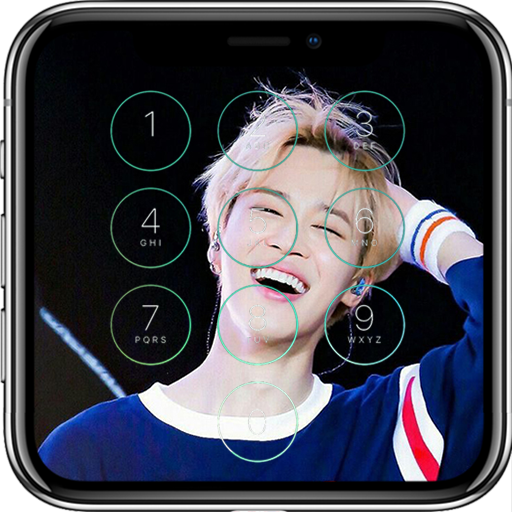 HD Jimin Lock Screen 2019
