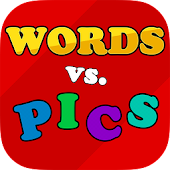 Words vs. Pics
