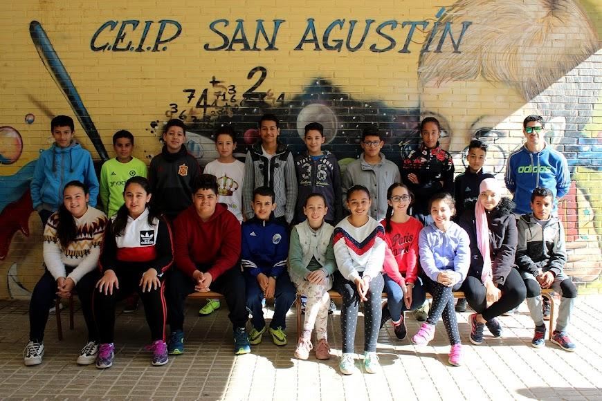 San Agustín. San Agustín, 6ºB