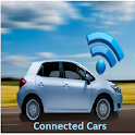 Connected Cars icon