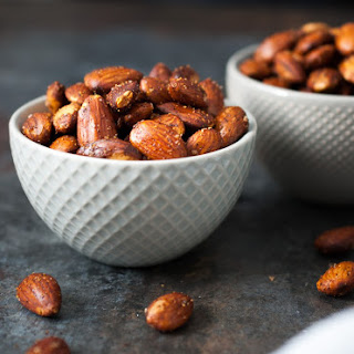 Spice-Roasted Almonds Recipe