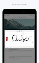 Adobe Acrobat Reader APK screenshot thumbnail 5