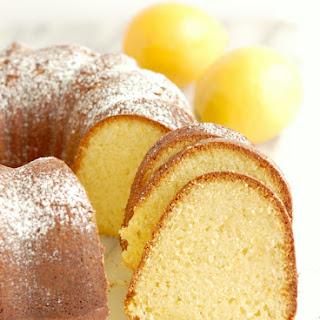 Meyer Lemon Olive Oil Cake.