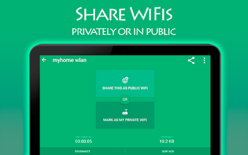 JoikuSpot WiFi HotSpot- screenshot thumbnail