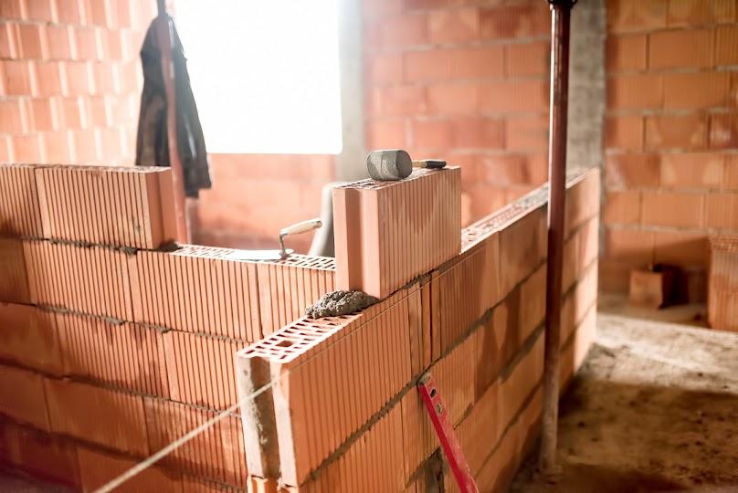 Budowa ścian działowych