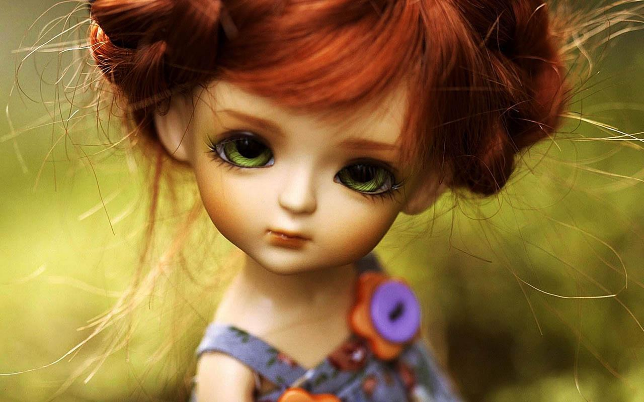 Doll Live Wallpaper - screenshot