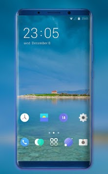 Download Theme for LG v40 thinQ wallpaper APK latest version