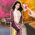 Photo Background icon