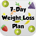 7-Day Weight Loss Plan icon