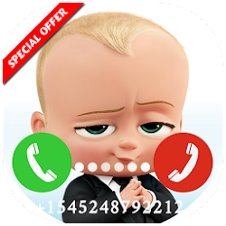 Fake Call From Baby Boss Free Prank 2017