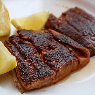 Blackened Salmon Recipes