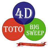 SG 4D, Toto, Big Sweep