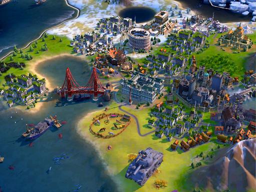 Civilization VI - Build A City   Strategy 4X Game  screenshots 18