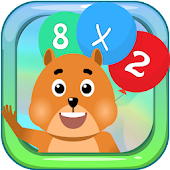 Times Tables and Friends- free math children games