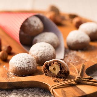 Plätzchen-Rezept Kakaokugeln