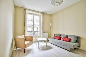 Appartement meublé 2 pièces 32,45 m2