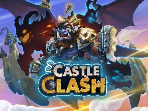 Konflik Kastil : Castle Clash