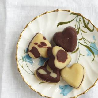 Valentines Raw Chocolate.