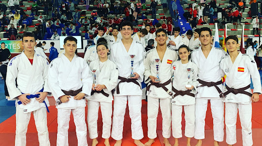 La EDM Club Judo Mytos se luce