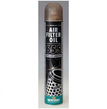 Motorex Airfilteroil spray 655