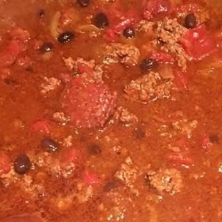 Colorado Buffalo Chili Recipe