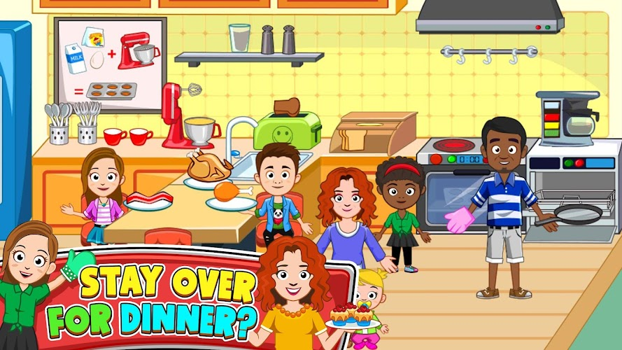 download my town best friends house apk latest version game by my town games ltd for android devices apk amp