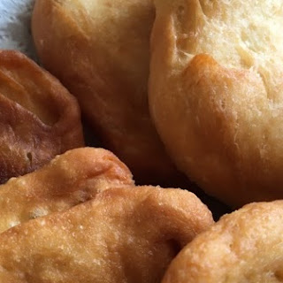 Turkish Fried Bread (Pisi)