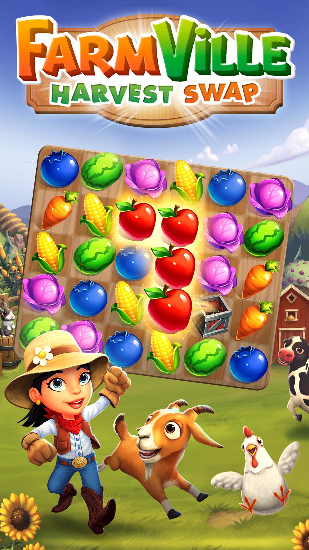 FarmVille: Harvest Swap screenshot #5