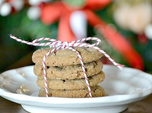 please visit http://creativesouthernhome.com/2013/12/ginger-cookie-recipe.html for full directions for this recipe.