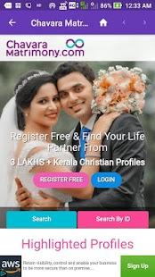Kerala Matrimonials - náhled