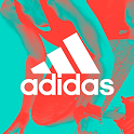 adidas train & run icon