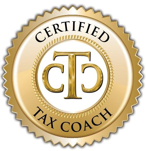 Certified Tax Coach Symbol