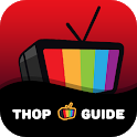 Thop live tv all channels free online guide 2021 icon
