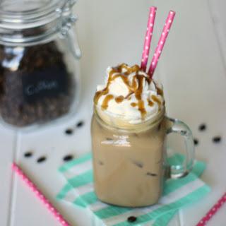 Skinny Caramel Latte.