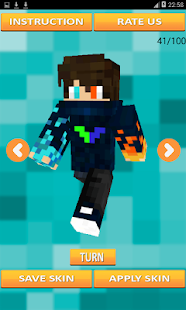 PvP Skins for MCPE - náhled