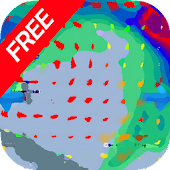 Marine Weather | SailGrib Free