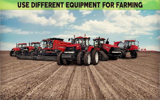 Farming Simulator 19: Real Tractor Farming Game 1.1 screenshots 8