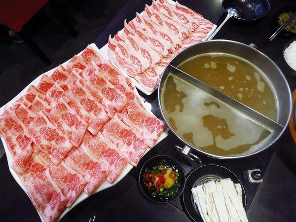 正官木桶涮涮鍋-巨無霸份量的和牛火鍋店