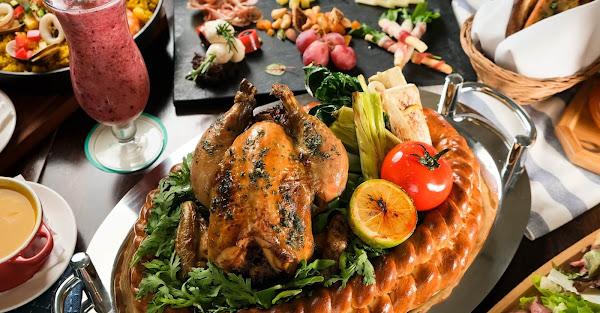 CHIC CAFE 奇可小廚│一秒到南歐小鎮過耶誕跨年! 這個歡聚大餐讓過節氣氛high起來