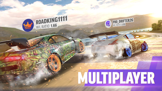 ApkMod1.Com Drift Max Pro - Car Drifting Game v1.64 APK + MOD (Free Shopping) Android free Android Game Racing