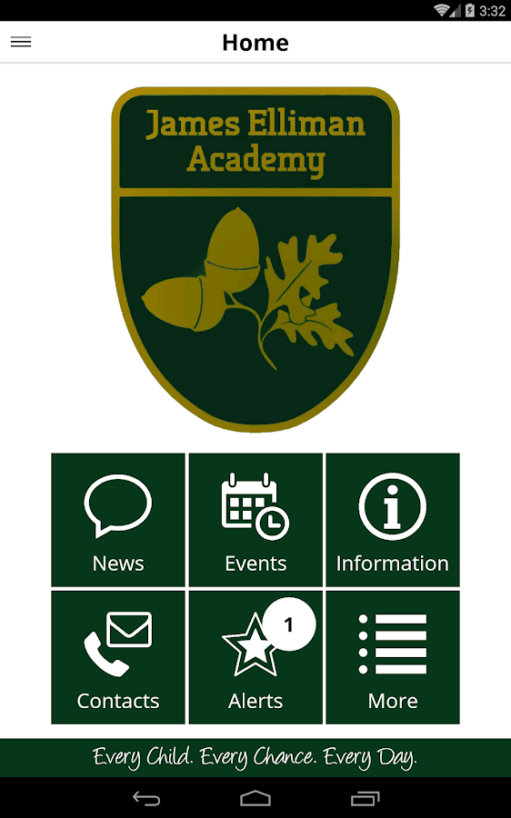 James Elliman Academy- screenshot